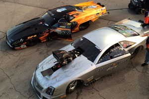 Two of the best. At least in our eyes! CTS-V Cadillac Pro Mod