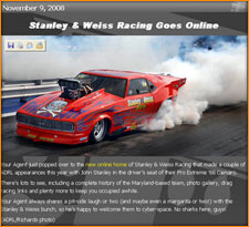 Stanley and Weiss Racing Featured On ADRL.us