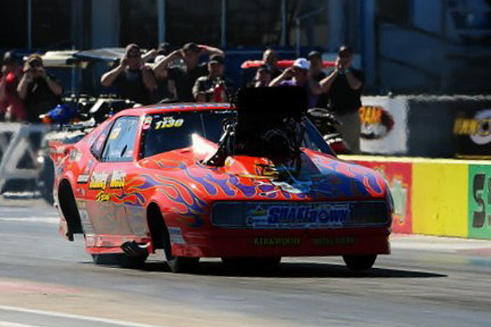 Drag Racing News, Press and Stories of Stanley and Weiss Racing ADRL ...