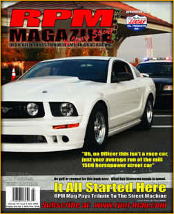 RPM Magazine Fastest Doorslammers Racing In The Country Publications
