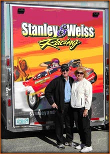 Jim Wroble along with his wife Anne, Steel Dynamics Inc