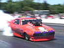 promodified drag racing video